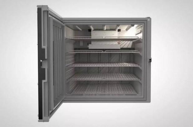 Холодильник для перевозки вакцин фирмы B Medical Systems