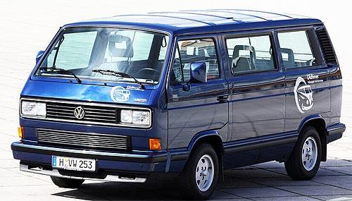 Volkswagen готовится представить новый Multivan - Volkswagen