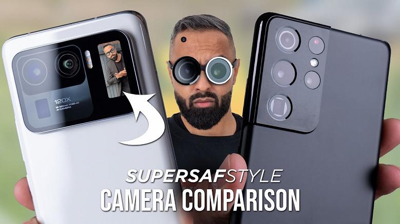 Xiaomi, это точно лучший камерофон на рынке?Mi11Ultra провалил сравнение с SamsungGalaxyS21Ultra