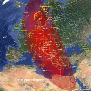 В NASA смоделировали падение астероида на Землю: поможет только эвакуация