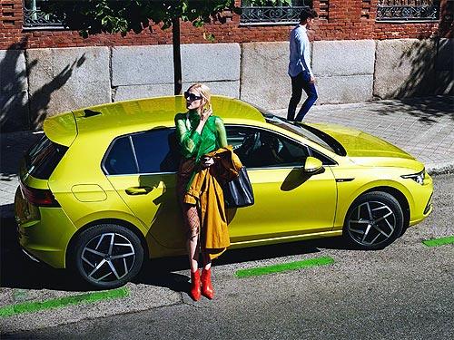До конца июня заказать новый Volkswagen Golf можно с выгодой 42 тыс. грн. - Volkswagen