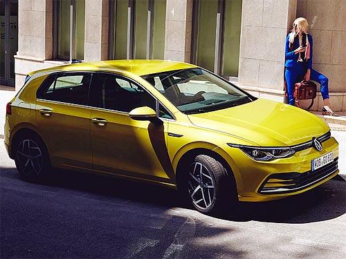 До конца июня заказать новый Volkswagen Golf можно с выгодой 42 тыс. грн.