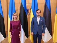 Кулеба и Каллас обсудили противодействие Украины агрессии РФ