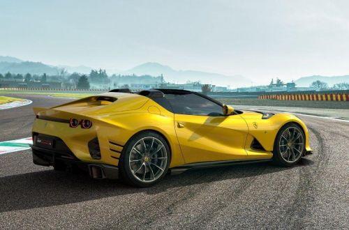 Лебединая песня V12: Ferrari представила два суперкара с невероятной мощью
