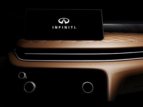 Новое поколение INFINITI QX60 дебютирует уже в июне - INFINITI