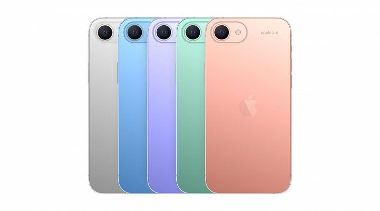 Так может выглядеть iPhone SE Plus. Появились качественные изображения