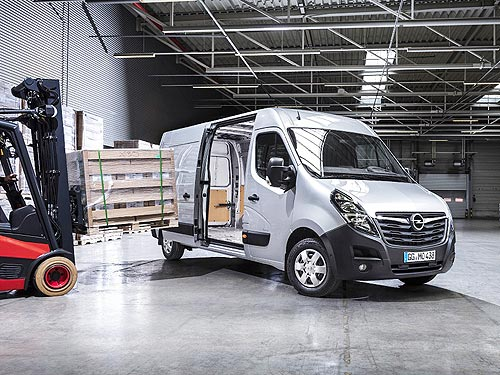 Что представят OPEL, PEUGEOT, CITROEN на выставке коммерческого транспорта ComAutoTrans 2021 - OPEL
