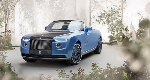 Rolls-Royce возрождает традицию заказных кузовов - Rolls-Royce