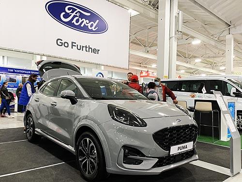 12+ причин обратить внимание на Ford Puma - Ford