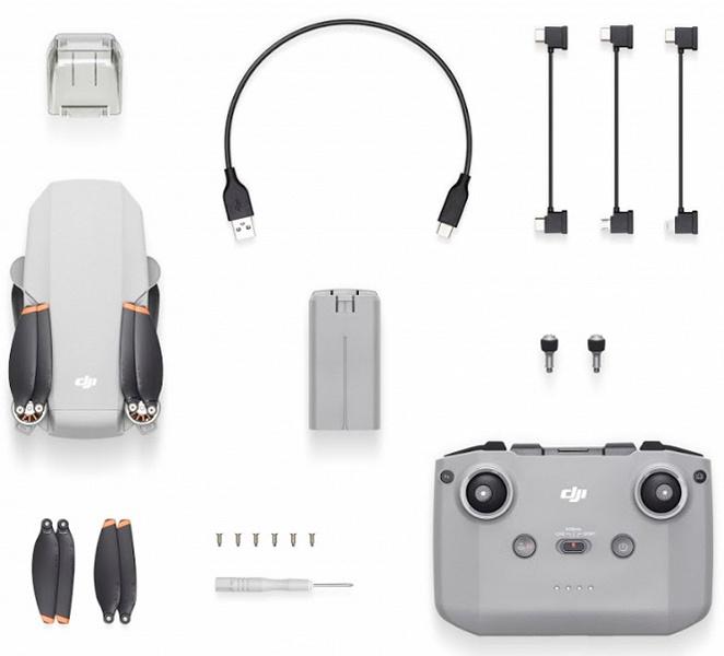 30 минут полета и запись видео 2,7К за 300 долларов. Рассекречен DJI Mini SE – самый дешевый дрон DJI