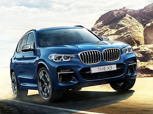 BMW X1 и BMW X3 доступны по специальным ценам - BMW