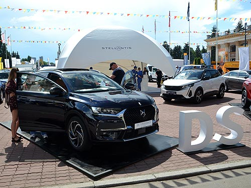 Автомобильные премьеры на АГРО-2021 - АГРО