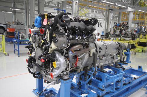 В России показали где выпускают лимузины Aurus ценой в $245 тыс.