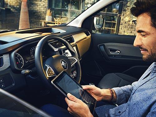 В Украине стартовали продажи нового Renault Express - Renault