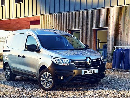 В Украине стартовали продажи Renault Express фургон - Renault