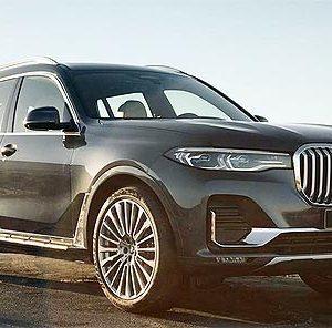 Воплощение солидности и элегантности. BMW X7 доступны по специальным ценам