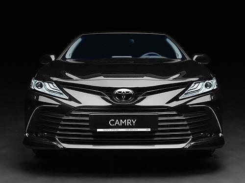 Для Верховной Рады хотят закупить 21 Toyota Camry