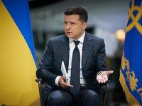 Зеленский считает исправление пресс-релиза своего Офиса по поводу поддержки Байденом ПДЧ для Украины несущественным – УП