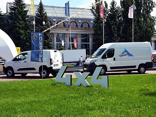 Как Peugeot, Citroen и Opel полностью изменят рынок коммерческих автомобилей с полным приводом в Украине - Dangel