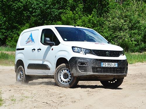 Как Peugeot, Citroen и Opel полностью изменят рынок коммерческих автомобилей с полным приводом в Украине
