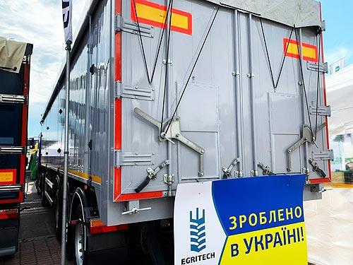 На чем будут возить Урожай-2021: Обзор грузовой техники выставки «АГРО» - АГРО