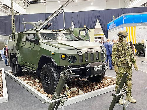 Обзор экспонатов выставки «Зброя та безпека-2021» - Зброя