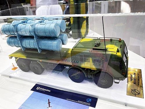 Обзор экспонатов выставки «Зброя та безпека-2021»
