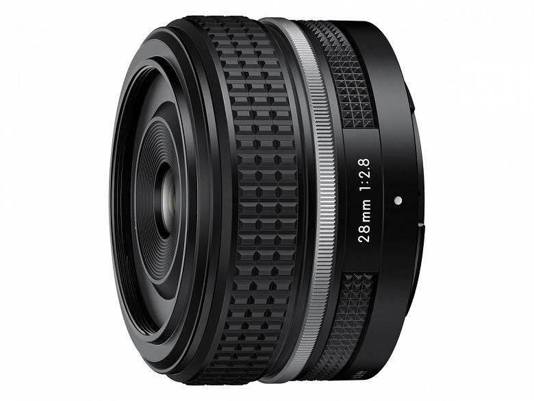 Представлен объектив Nikkor Z 28mm f/2.8 (SE)