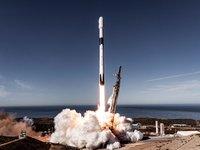 Ракета SpaceX вывела на орбиту американский спутник связи SXM-8
