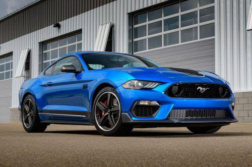 Спрос на электрический Ford Mustang March-E бьет все рекорды
