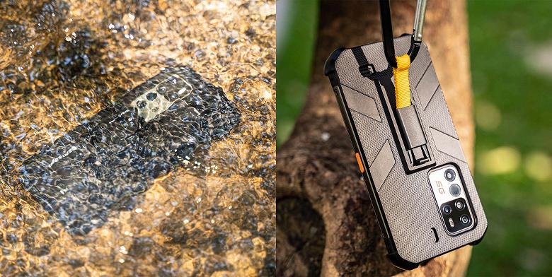 Сценарии использования первого смартфона с тепловизором, IP69K, NFC и беспроводной зарядкой Ulefone Armor 11T 5G