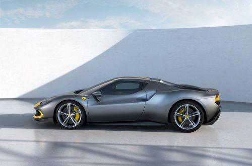 Ferrari переходит на двигатели V6