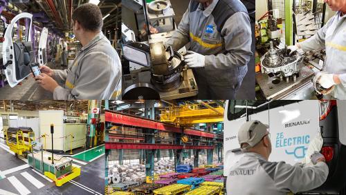 Renault создает промышленный кластер из 3 заводов во Франции, способный выпускать 400 000 электромобилей