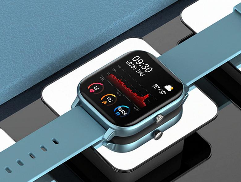 1,4 дюйма, функция замера давления, SpO2 и водонепроницаемое исполнение за $24 — это умные часы Colmi P8