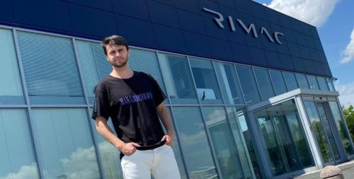 Bugatti уходит под контроль хорватской Rimac