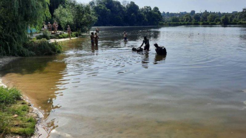 В Харькове утонул подросток