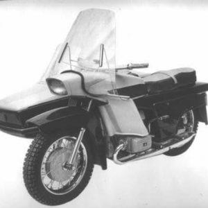 Как в Киеве появилось производство оппозитных мотоциклов