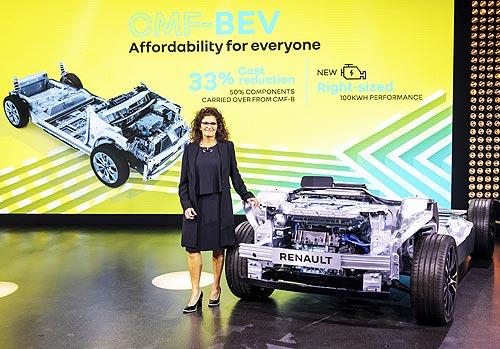 Как Renault собирается сделать электромобили очень доступными
