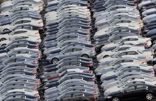 Какие области Украины лидируют по продажам новых авто - авторынок