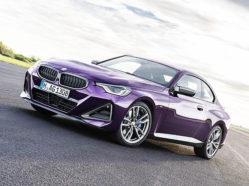 Каким будет новый BMW 2 серии Coupe