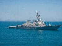 Капитан ВМС США отметил наивысший уровень сотрудничества и интеграции участников Sea Breeze-2021