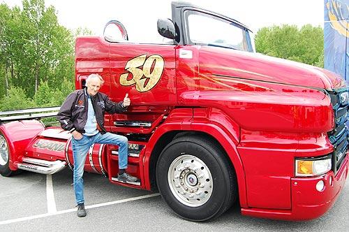 """Легендарный """"Король тюнинга"""" Свемпа передал свой бренд Scania"""