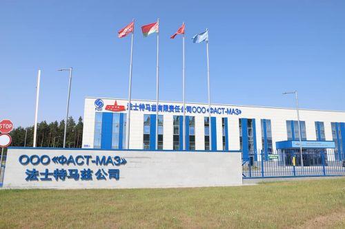 МАЗ уже активно комплектует технику двигателями и КПП совместного производства