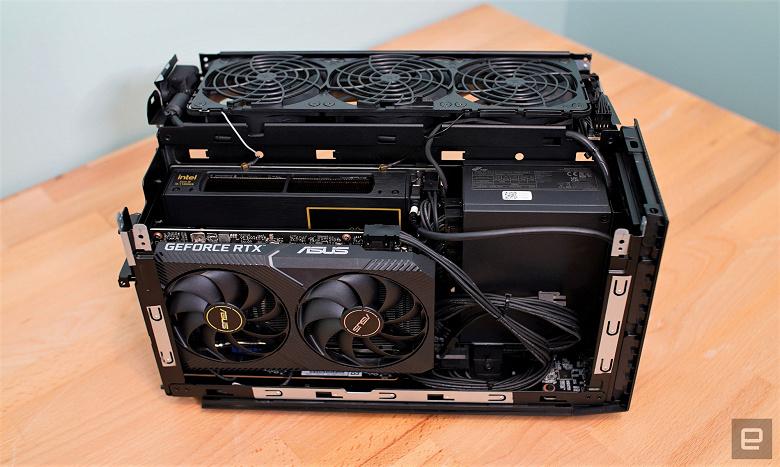 Самый мощный и универсальный мини-ПК Intel. Появились первые тесты NUC 11 Extreme