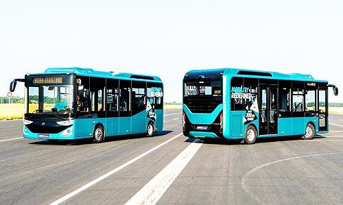 Турецкий Karsan начал развивать дилерскую сеть в Украине и уже реализовал 150 автобусов