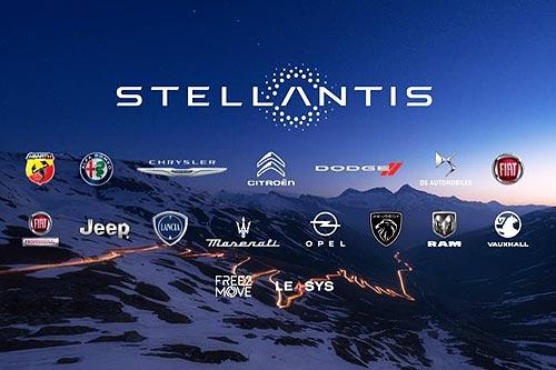 У брендов Stellantis новые слоганы - Stellantis