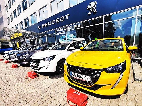 У нового PEUGEOT 208 закрыта первая корпоративная продажа в Украине