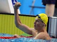 Украинский пловец Романчук установил олимпийский рекорд в Токио