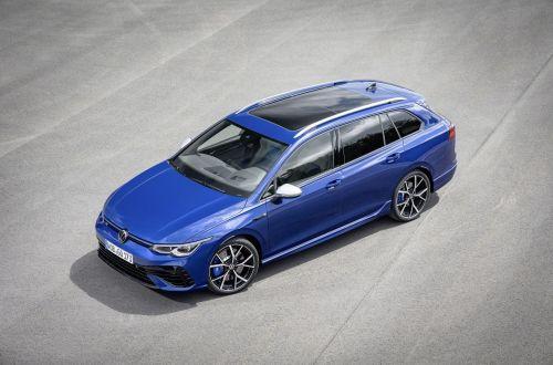 Volkswagen подготовил версию с кузовом универсал для Golf R - Volkswagen