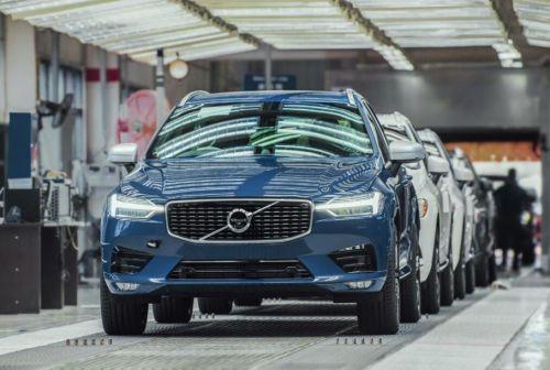 Volvo выкупит долю Geely в совместных предприятиях в Китае - Volvo
